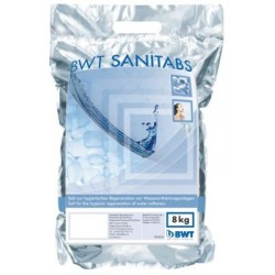 BWT Sanitabs salt til Basic & Life