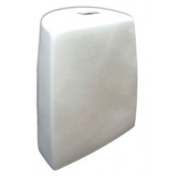 Ifø Sign løs cisternekappe, hvid