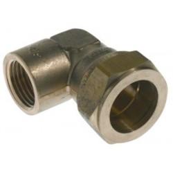 Vinkel 3/8 - 10 MM M/mf.