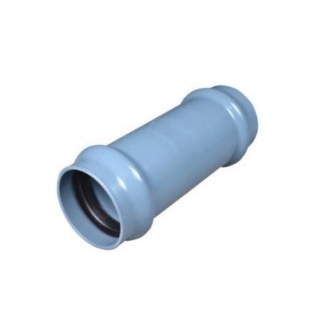 PVC skydemuffe 250mm,