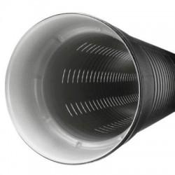 Drænrør fuldsl. 110x6000mm SN8