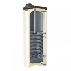 Flamco DUO HLS varmtvandsbeholder til fjernvarme - 300 liter