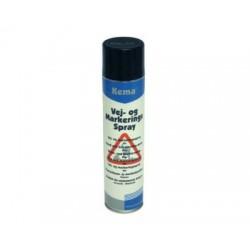Vej- og markeringsspray blå 600 ml, Kema 13756, MSDS/120504 UN1950
