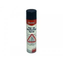 Vej- og markeringsspray rød 600 ml, Kema 13646, MSDS/120504 UN1950