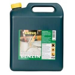 Rense benzin er optimalt at bruge til pletfjerning og rensning.
