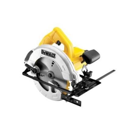 Dewalt kompakt rundsav 184mm 1350 Watt 65mm skæredybde DWE560