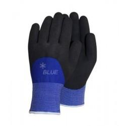 Blue vinterhandske str. 9