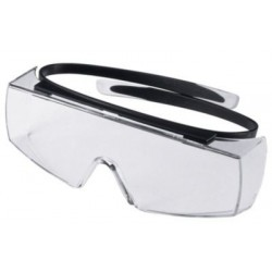 Beskyttelses Briller super OTG antirids/dug