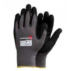 Handske W-flex str. 10