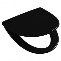 Ifø Sign sort sæde - quick release og fast beslag