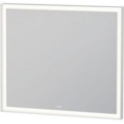 Duravit L-Cube spejl med LED lys 80 x70 cm, dimmerfunktion