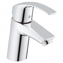Grohe Eurosmart håndvaskarmatur, krom, koldstart, u/bundventil