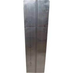 Varmefordelingsplade ø16mm 180x1000mm til gulvvarme.
