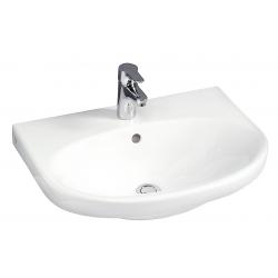 Gustavsberg Nautic 5565 håndvask 65x50 cm