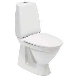 Ifø Sign toilet 6860 med indbygget s-lås