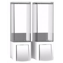 Hefe CLEVER dispenser II hvid