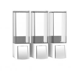 Hefe CLEVER dispenser III hvid