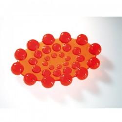 Hefe Spot sæbeholder - orange