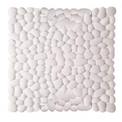 Hefe Skridsikker måtte, hvid