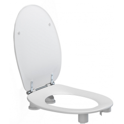 Care Toiletsæde, 5 cm forhøjer