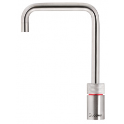 Quooker Nordic Square Rustfrit Stål - COMBI