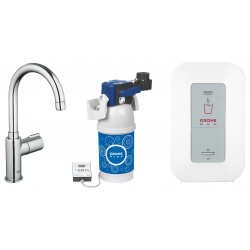 Grohe red Mono, 4L Krom Med c-tud