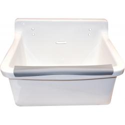 Ifö Sphinx rengøringsvask 46x36cm m/overløb
