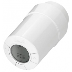 Danfoss Living Eco termostat + RA + K adapter