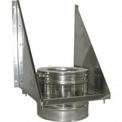 Metalbestos Multi50 100 mm væg-bæring