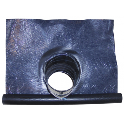 Vaillant taginddækning 0-45°, sort, blyfri