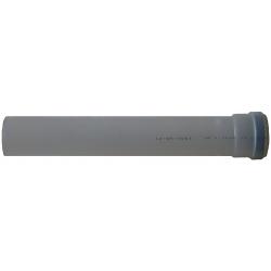 Vaillant PP forlængerrør 2 m, Ø80 mm