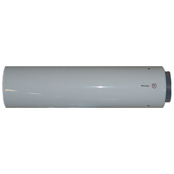 Vaillant forlængerrør Ø80/125 mm, 2 m