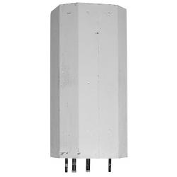 Metro Therm Type 6441 vandvarmer, model 110 til fjernvarme rør ned