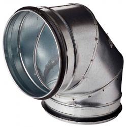 Øland Bøjning 90° Ø500 mm Nippel/Nippel BF-90-500