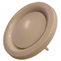 Kontrolventil HURH-125 ud/ind ventil lavt lydniveau