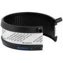 Geberit PE-HD fixpunkt 160 mm elektro-svejsemuffe