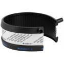 Geberit PE-HD fixpunkt 200 mm elektro-svejsemuffe