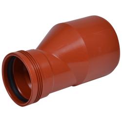 Wavin PP reduktion 160-110mm