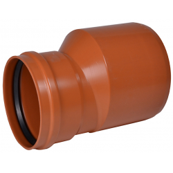 Uponor PP reduktion 160-110mm