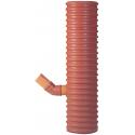 Uponor PP rendestensbrønd 315/160x1950mm, med vandlås, 70 ltr. sandfang