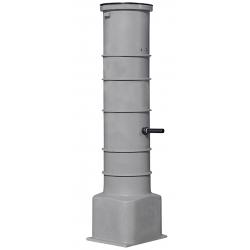 Grundfos pumpebrønd 400x2500mm, 1x230V, Unilift CC7A1, til dræn- & grundvand