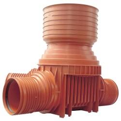 PP rensebrønd 425-250mm