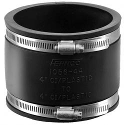 Fernco 65-70 mm kobling, over jord