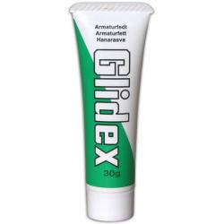 Glidex armaturfedt, 30g tube