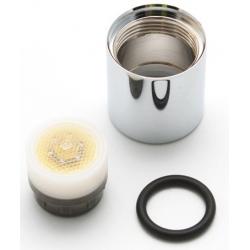 Hylster med luftblander & O-ring
