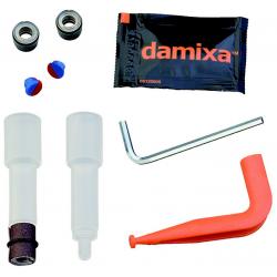 Damixa ventilsæde+fjeder alle - Til serie 15/33/36/40/50/54