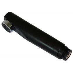 Børma tudspids, udtræk sort plast f A2 flex