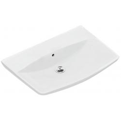 Ifø Spira Art håndvask - 60 x 49,5 cm - u/hanehul