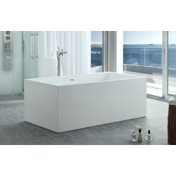 TopDesign badekar 150 X 75 cm