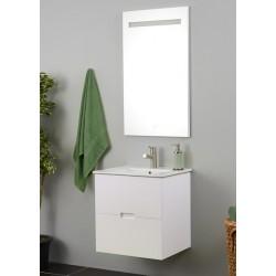 Topdesign møbelpakke 61x55cm - Hvid